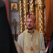 His Grace Bishop Dimitrije