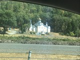 Church of St. Innocent of Irkutsk, photo taken from HYW 5, Sept. 7, 2020
