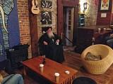 In the Cozmic Cafe, Feb., 2014