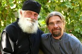 Monk Ignatius & Deacon Andrei