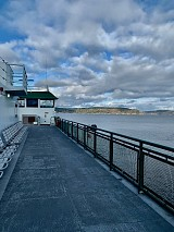 Ferry to Vashon Island